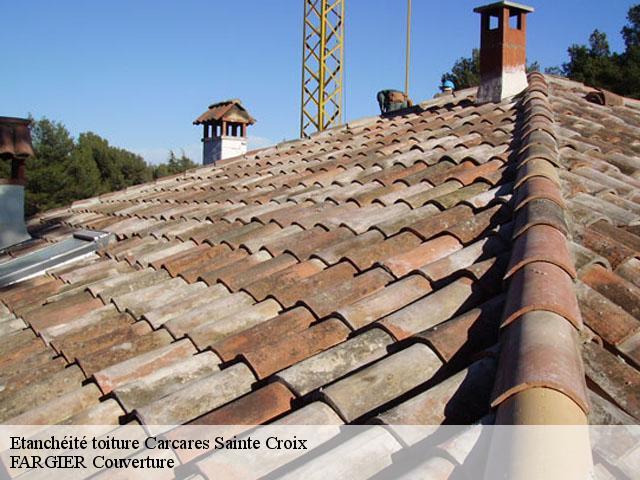 Etanchéité de toiture à Carcares Sainte Croix tél: 05.33.06.18.86